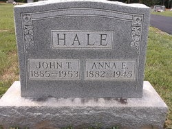 Anne E Hale