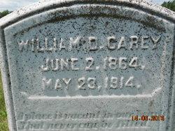 William D. Carey