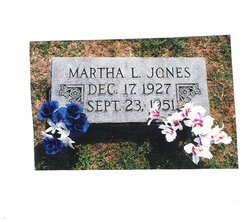Martha L Jones