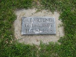 George Bartunek