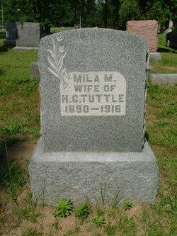 Mila M Millie <i>Allison</i> Tuttle