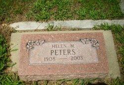 Helen M <i>Stone</i> Peters