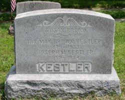 Mrs Ida Mae <i>Brown</i> Kestler