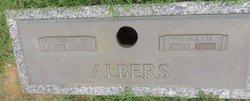 Walter Frank Albers