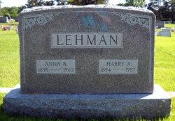 Harry Adam Lehman, Sr