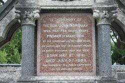Hon John Norquay