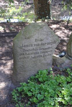 James Von Der Heyde