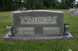 Bessie Carrina <i>Spence</i> Ballinger