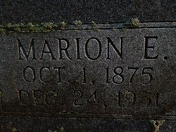 Marion Etchison Tolley