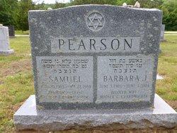 Samuel A Pearson