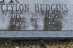 Ceylon A <i>Hudgins</i> Connor
