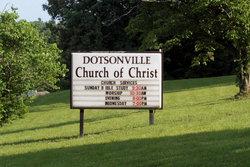 Dotsonville Church Of Christ Cemetery
