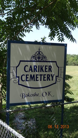 Cariker Cemetery