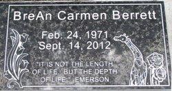 BreAn Carmen <i>Lopez</i> Berrett