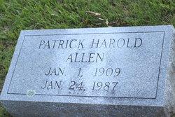 Patrick Harold Allen
