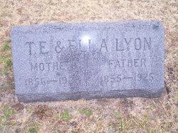 T. E. Lyon
