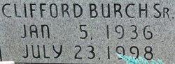 Clifford Burch Kirk