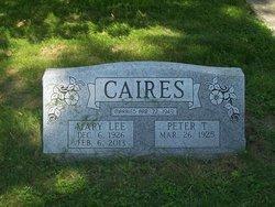 Mary Lee <i>Hubbard</i> Caires
