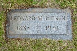 Leonard M. Heinen