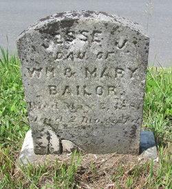 Jesse J. Bailor