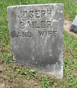 Joseph Bailor