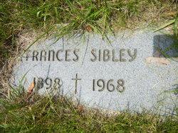 Frances <i>Kaltz</i> Sibley