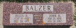 John Henry Balzer