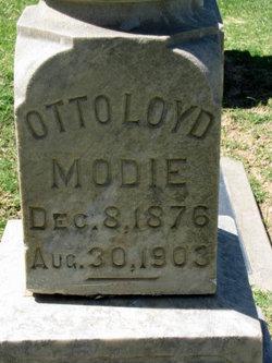 Otto Loyd Modie
