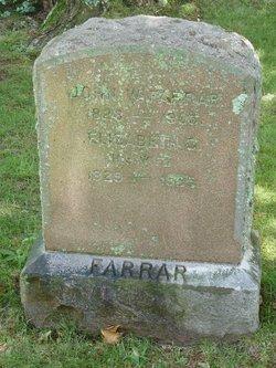 Elizabeth D. <i>French</i> Farrar
