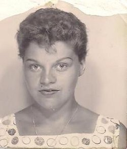 Nancy Ann <i>Holston</i> Thacker Sowanick