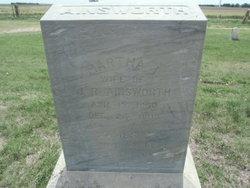 Martha I Ainsworth