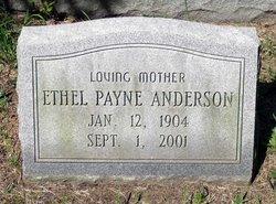 Ethel <i>Payne</i> Anderson