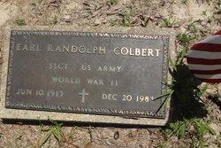 Earl Randolph Colbert