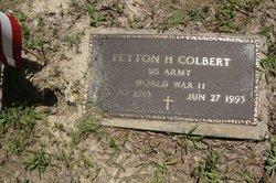 Peyton H Colbert