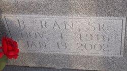 B. Randy Ran Alford, Sr
