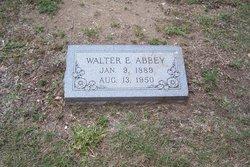 Walter Edwin Abbey