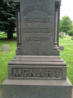 Jane <i>Rea</i> McNary