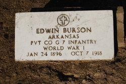 Edwin Burson