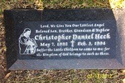 Christopher Daniel Heck