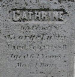 Catherine <i>Yost</i> Eyster