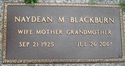 Naydean <i>Maness</i> Blackburn
