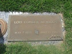 Lois <i>Conder</i> Newman