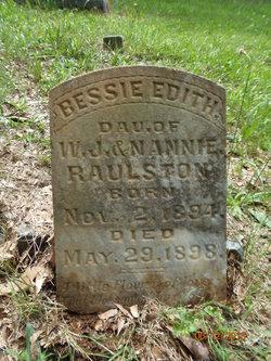Bessie Raulston