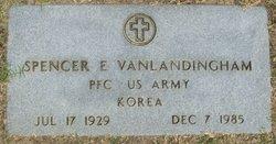 Spencer E. Van Landingham