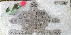 C W. Jeter