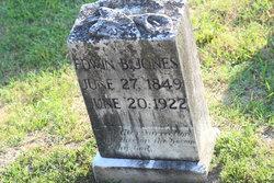 Edwin Burwell Jones, Jr