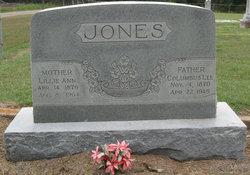 Lillie Ann <i>Edgar</i> Jones