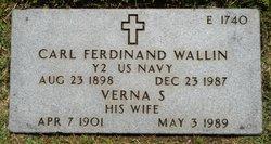 Carl Ferdinand Wallin