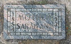 Sarah Ann LaMarre