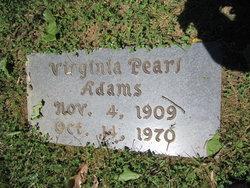 Pearl <i>Holyfield</i> Adams